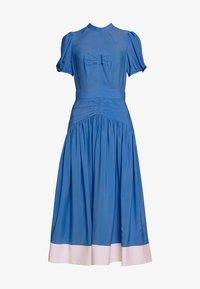 N°21 - Denní šaty - cielo - 5
