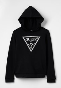 Guess - ACTIVEWEAR CORE - Mikina - jet black/frost - 0