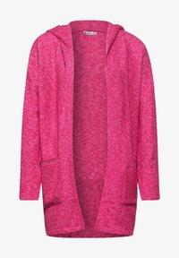 Street One - GROBSTRICK - Cardigan - pink - 3