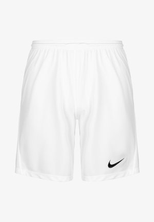 DRY PARK III - Sports shorts - white / black