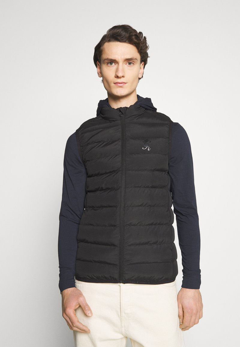 Gym King - CORE GILET - Vest - black