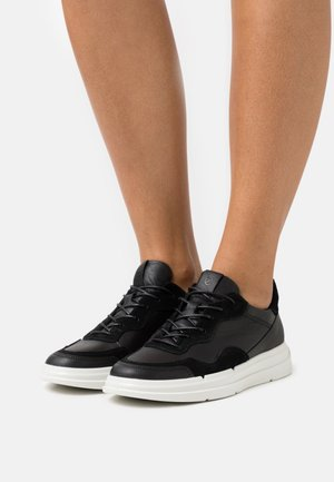 SOFT X - Sneakers laag - black