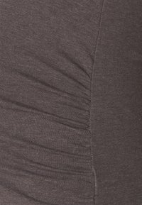 Anna Field MAMA - 2 PACK - Camiseta de manga larga - dark grey/dark blue - 4
