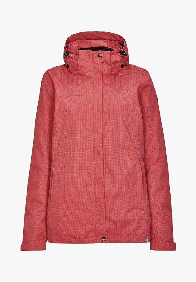 Summer jacket - fuchsia