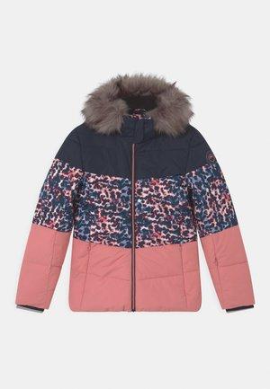 Snowboard jacket - rosenholz