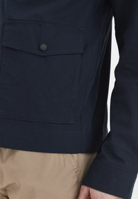 Solid - Light jacket - insignia blue - 4