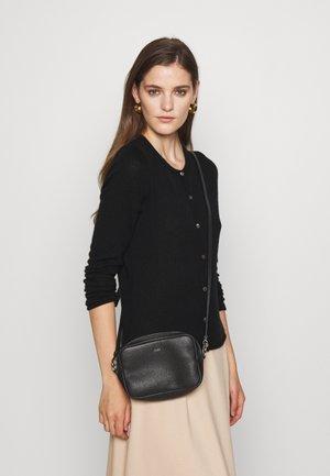 LEXI CROSSBODY - Across body bag - black