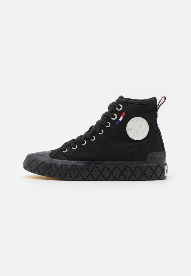 PALLA ACE MID UNISEX - Baskets montantes - black