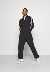 adidas Originals - BOILER SUIT - Mono - black - 1