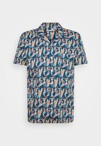 STACHIO SHIRT - Shirt - blue multi