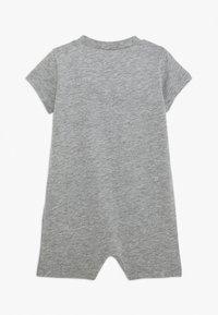 Nike Sportswear - FUTURA ROMPER BABY - Jumpsuit - dark grey heather - 1