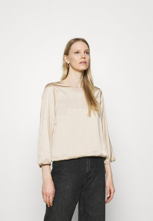 FANOKA - Long sleeved top - macadamia