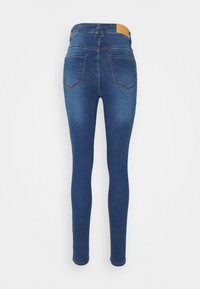 Noisy May Tall - NMAGNES  - Jeans Skinny Fit - medium blue denim - 1