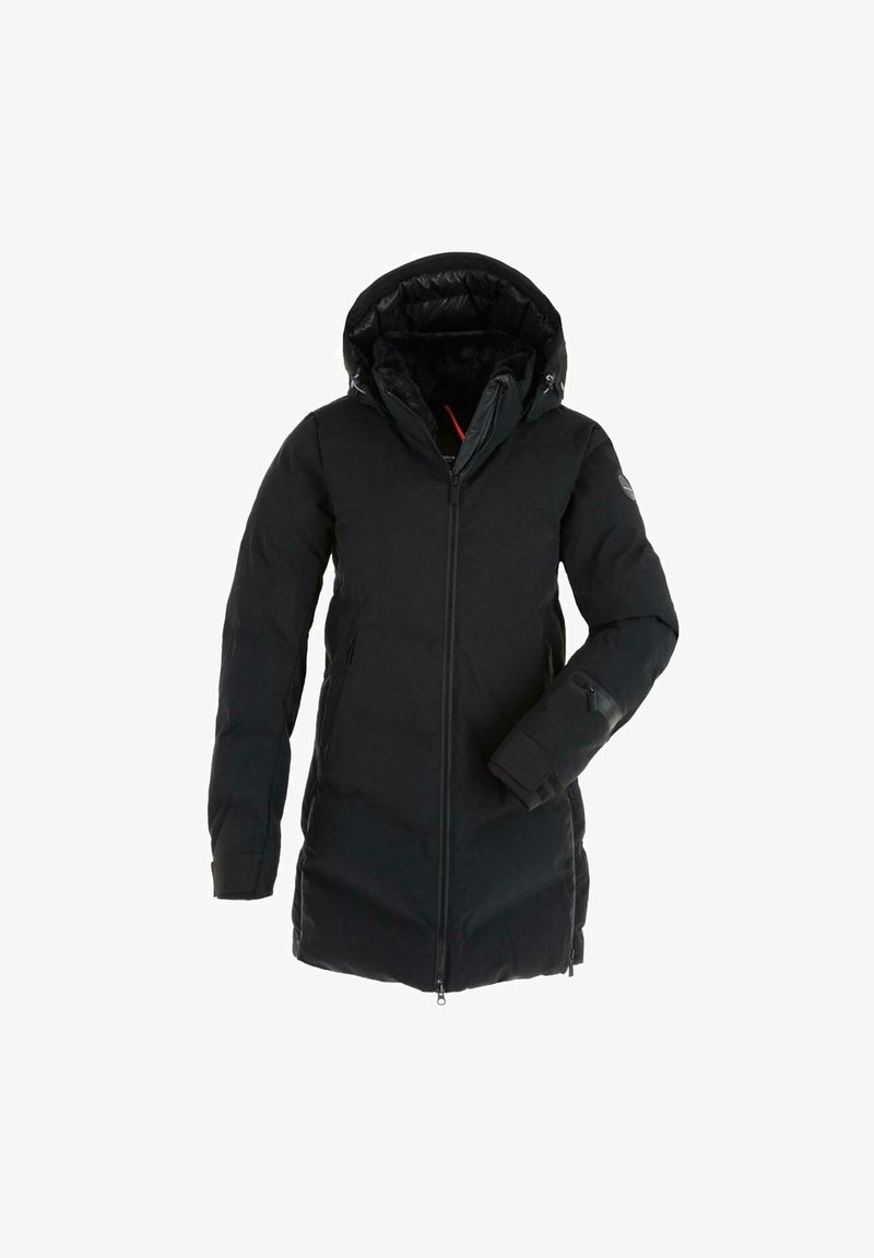 Icepeak - Winter coat - schwarz