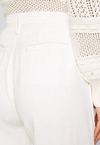 Ética - LAURA TROUSER - Pantalon classique - natural - 3