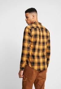 Denim Project - CHECK  - Skjorta - yellow - 2