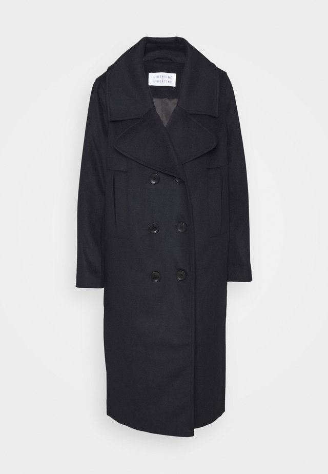 INCLUDE - Classic coat - navy
