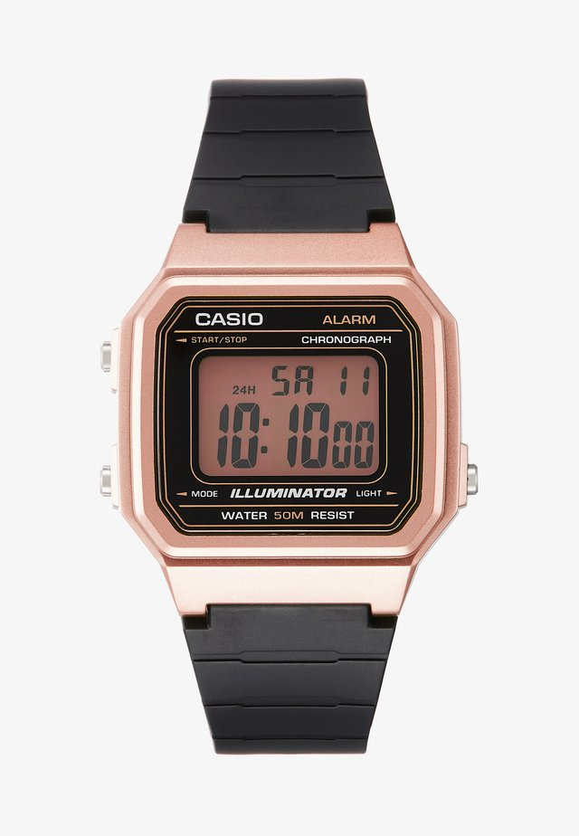 Reloj digital - rose gold-coloured