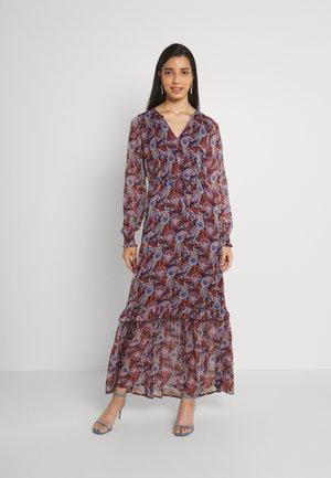 VIFALIA ANCLE DRESS - Maxi dress - winetasting blue