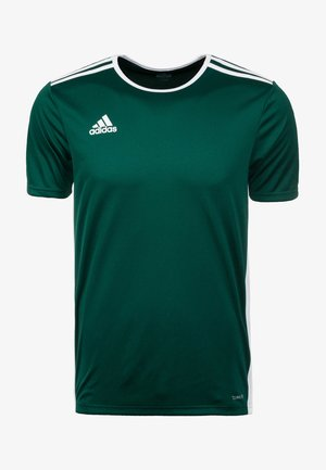 ENTRADA - T-shirt basic - dark green