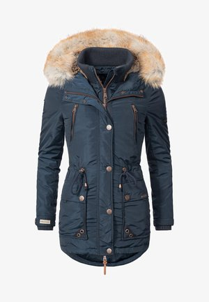 GRINSEKATZE - Winter coat - blue