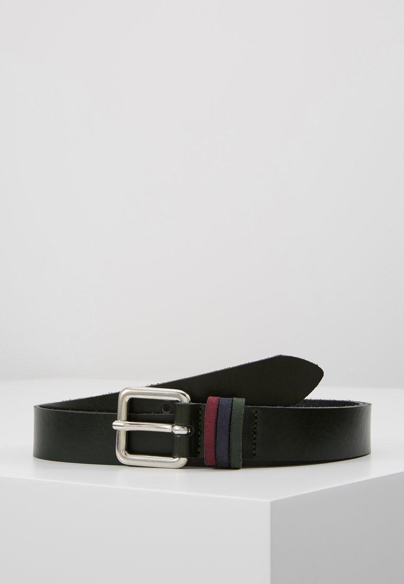 TOM TAILOR DENIM - Belt - darkgreen