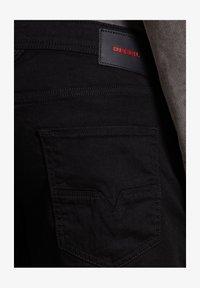 Diesel - Straight leg jeans - schwarz - 3