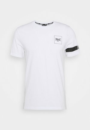 TEE KING - Print T-shirt - white