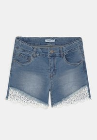 Name it - NKFSALLI - Denim shorts - light blue denim - 0