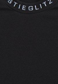 Stieglitz - Top sdlouhým rukávem - black - 2