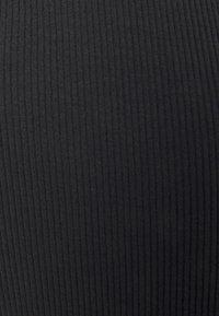 rag & bone - THE ESSENTIAL TANK DRESS - Maxi dress - black - 7