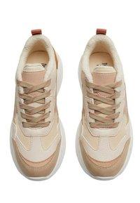 Mango - JASPER - Sneakers laag - béžová - 1