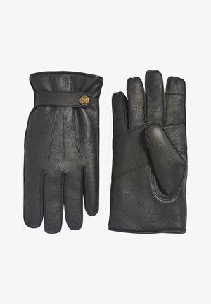 Rękawiczki pięciopalcowe - brown