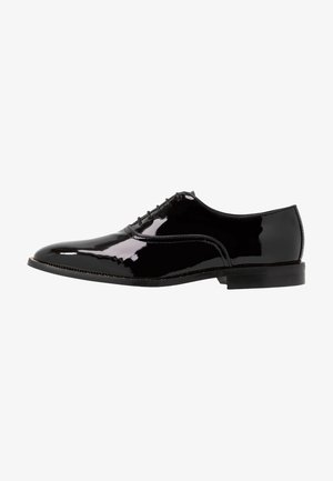 SLONE OXFORD - Derbies - black