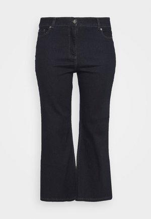 WIDE LEG - Široké džíny - indigo