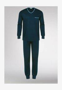 Mey - SET - Pyjama set - yacht blue - 4