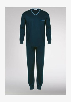 SET - Pyjama set - yacht blue