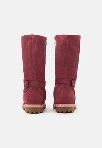 Friboo - Boots - fuxia - 2