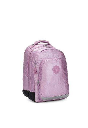 CLASS ROOM - School bag - metallic berry