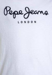 Pepe Jeans - ART - Camiseta estampada - white - 2