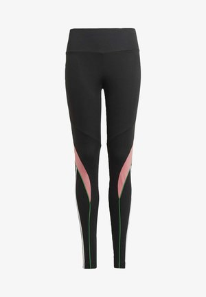 BELIEVE THIS AEROREADY BOLD LEGGINGS - Leggings - black