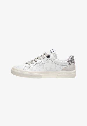 KENTON CLASSIC - Zapatos con cordones - blanco