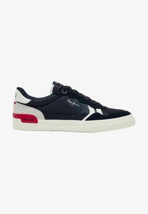 KENTON BRITT MAN - Sneakers - azul marino