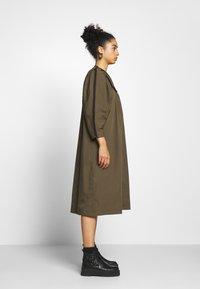 H2O Fagerholt - MAMI DRESS - Denní šaty - forrest green - 3