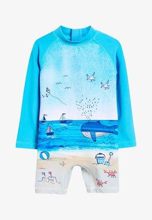 SUNSAFE - Swimsuit - blue