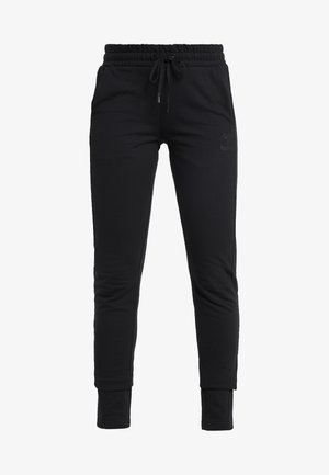 HMLNICA - Tracksuit bottoms - black