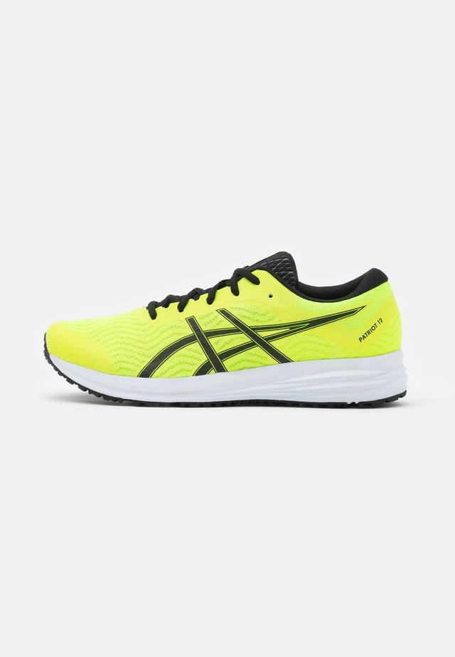 PATRIOT 12 - Scarpe running neutre - safety yellow/black