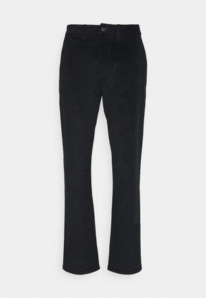 SKATE PANTS UNISEX - Trousers - black