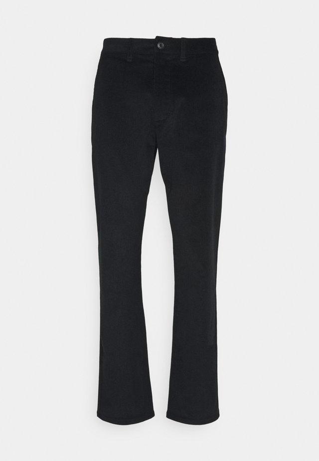 SKATE PANTS UNISEX - Pantaloni - black