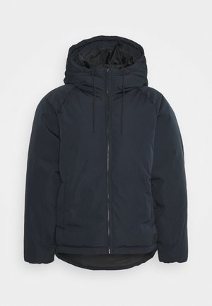 HOODED JACKET - Winter jacket - night
